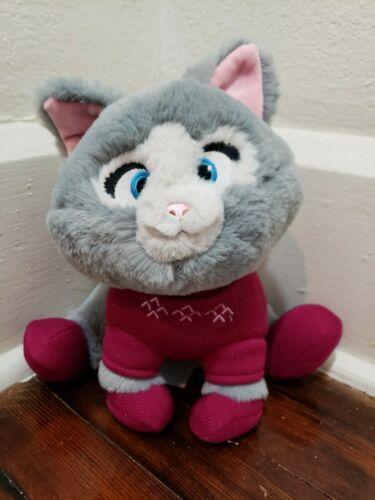 "Disney Store 9"" Kitten Cat Plush from Olaf's Frozen Adventure"