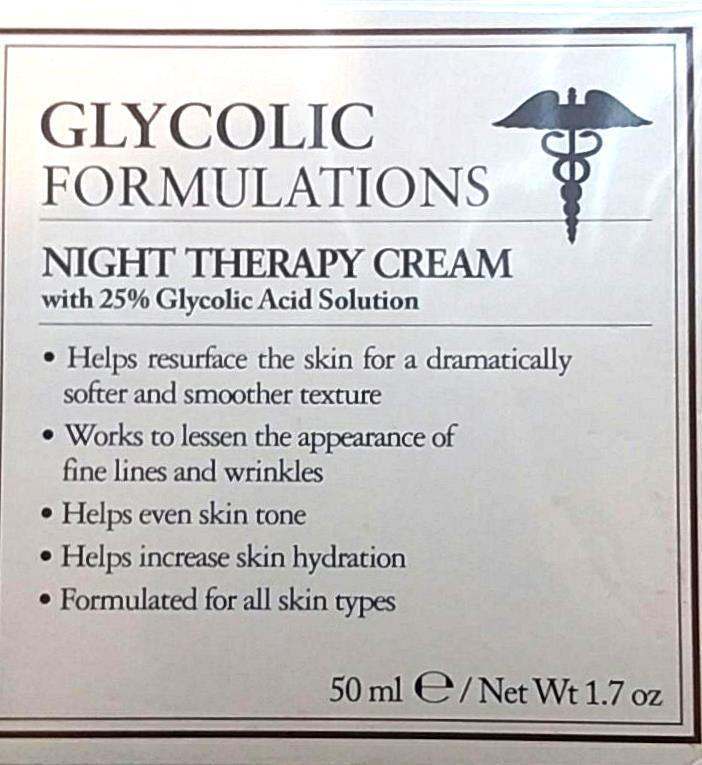 Glycolic Formulations Day Therapy and Night Therapy Cream Set