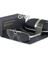 HDCRAFTER Classic Aluminum Magnesium Men's Sunglasses Square Polarized D... - $22.86