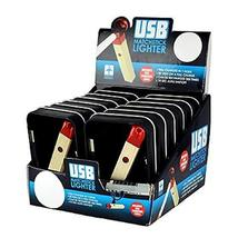 MATCHSTICK USB LIGHTER - 1x w/Random Color and Design