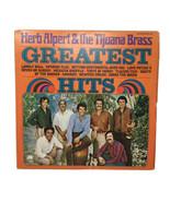 Herb Alpert & Tijuana Brass Greatest Hits AM Record Zorba The Greek Viny... - £7.99 GBP