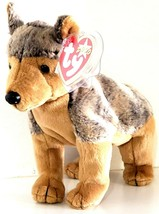 TY BEANIE BABIES 2000 – Sarge the German Shepherd Dog – MWMT – 7 inches - $11.88