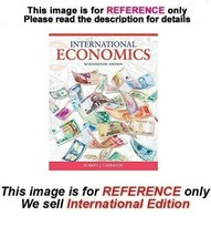 International Economics by Robert Carbaugh, 17th (ISE, Exclude Access Card) - $59.90