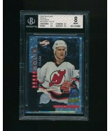 1997-98 Score Devils Platinum #2 Bobby Holik BGS 8 VHTF Rare - $240.00