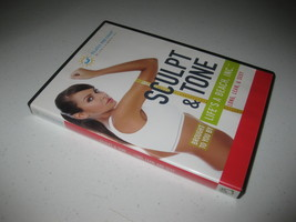 Pilates Pro Chair Sculpt & Tone DVD Life's A Beach Workout For Long Lean... - $13.85