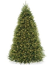 National Tree Company 9′ Dunhill Fir Full-Bodied & Hinged Tree - $626.97