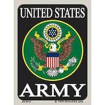 Army Logo Color Military Sticker Decal Free Shipping - $13.53