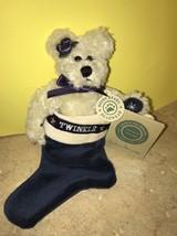 Boyds Bears Stuffed Plush Small Teddy Bear ~Andrei Berriman ~ Ornament W... - $9.99