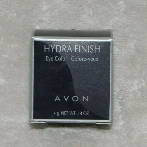 Primary image for AVON Hydra Finish Eye Color 4 g .14 oz Pink Float