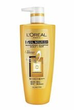 L'Oreal Paris Hex 6 Oil Nourishing Shampoo, 640ml original free ship - $26.29