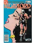 The Warlord Comic Book #73 DC Comics 1983 FINE - $2.50
