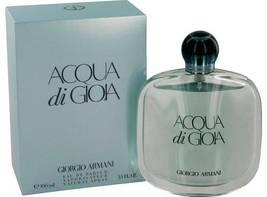 Giorgio Armani Acqua Di Gioia 3.4 Oz Eau De Parfum Spray image 1