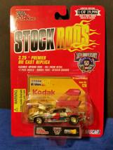 1998 NASCAR STOCK RODS Issue 129 BOBBY HAMILTON #4 KODAK GOLD 1996 CHEVY... - $5.65