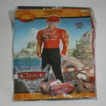 Disney Lightning McQueen Cars 2 Halloween Costume size M 7 8 NWT - $19.99