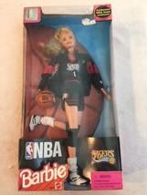NBA BARBIE ~ PHILADELPHIA 76ERS (SIXERS)~Mattel 1998 20724 Basketball ~ ... - $18.50