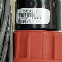 GF SIGNET P5130-P0 FLOW SENSOR MK515-P0 W/ NIBCO PVC TUBING image 2