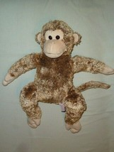 "Ty Beanie Buddy Buddies 2003 Bonsai Monkey Chimp Gold Brown Plush 15"" Ty... - $27.71"