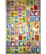 6 X Poster Mexican Baby Shower Loteria Bingo In Spanish + 1 deck new - $14.03