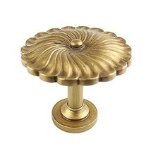 Urbanest Large Sierra Drapery Medallion Holdback, Renaissance Gold - $15.83