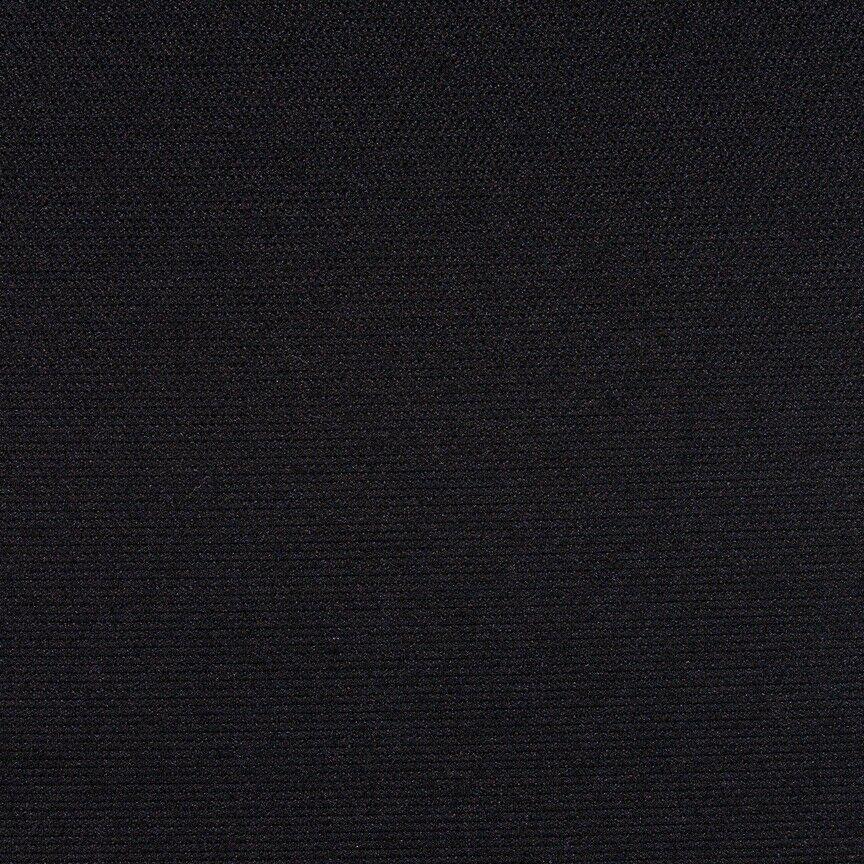 Maharam Upholstery Fabric Messenger Black Onyx Polyester 458640–029 4.5 yds G81