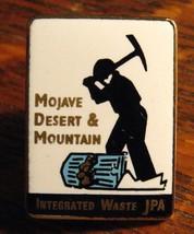 Mojave Desert Mountain Integrated Waste JPA Pin - San Bernardino Califor... - $19.79