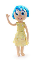 """Disney Parks Inside Out Joy Plush 12"""" New with Tags - $23.78"""