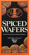 Sweetzels Spiced Wafers With All Natural Spices & Blackstrap Molasses, 2... - £18.57 GBP