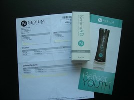 New NERIUM AD NIGHT CREAM. Guaranteed authentic (see below). Fast shipping! - $52.97