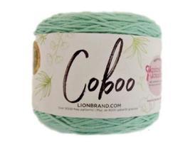 Lion Brand Coboo Yarn, Lichen - $6.99