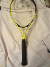HEAD Titanium Tour Pro Prestrung Tennis Racquet, Grip Size 4-3/8-3 - $14.00
