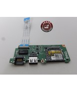 Dell Inspiron3000 Series 3135 P19T Genuine USB & LAN Board with Cable  - $1.98