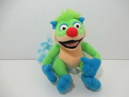 Disney Bear in the Big Blue House small plush Treelo lemur hands close Mattel 99 - $24.74