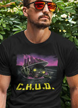 C.H.U.D. Cannibalistic Humanoid Underground Dwellers T Shirt retro horror tee image 3