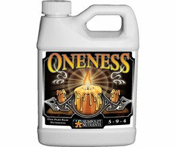 Humboldt Nutrients Oneness Plant Based Amino And Organic Acid Chelates 1 Qt - $36.87