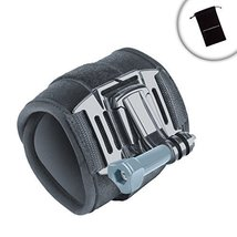 Wrist Strap Compact Camera Mount with J Hook and Tripod Adapter by USA G... - $8.99