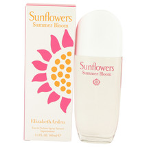 Sunflowers Summer Bloom by Elizabeth Arden 3.3 oz Eau De Toilette Spray - $33.00