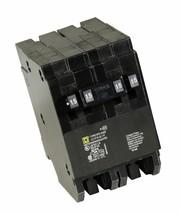 Square D Quad Tandem Breaker HOMT1515215  1P-15/15A  2P-15A 120/240V 2P  - $23.38