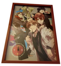 Starry Night Visual Novel / Anime Shadow Box-Style Clock * Honeybee * Taito - $9.88