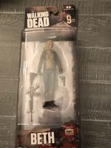 The Walking Dead TWD Beth Figure Mcfarlane Toys - $18.69