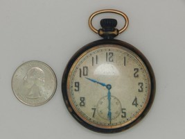 Antique 1883-1895 American Elgin Pocket Watch 413408 - $149.00