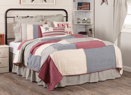 Hatteras Patch Q Ui L Ts ~5 Sizes Available! Farmhouse Americana Quilt ~Vhc Brands - $148.95+