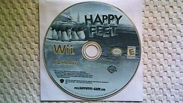 Happy Feet (Nintendo Wii, 2006) - $4.95