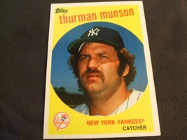 2010 Topps Vintage Legends Collection #VLC16 Thurman Munson -New York Ya... - $3.12