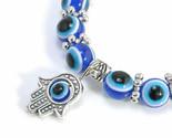 Charm Evil Eye Bead Protection Good Luck Bracelet Jewelry Hand Bracelet