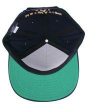 Motivation You Cant Win Naval Navy Blue Snapback Baseball Hat Cap NWT image 7
