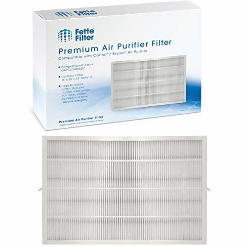 Fette Filter - Air Purifier Replacement Cartridge Compatible with Bryant/Carrier