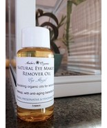 Natural Eye Makeup Remover Oil - Anti Aging & E... - $4.00