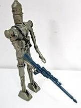 """Vintage 1980 Kenner Star Wars IG-88 3-3/4"""" Action Figure & Blaster Rifle 1980'S - $24.50"""