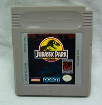 1993 Jurassic Park Nintendo Game Boy Video Game Cart Dinosaur - $16.34