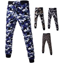 New Arrival Men Long Pants Men's Camouflage Pants Personality Casual Pants - $31.62
